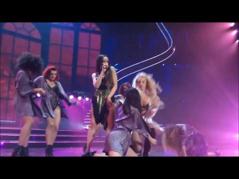 Britney Spears   Slumber Party Feat Tinashe Best Live Perfomances Full HD