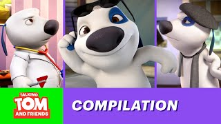 Talking tom and friends - top 5 talking hank moments