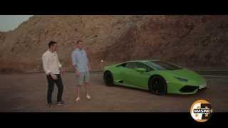 Test Lamborghini Huracan
