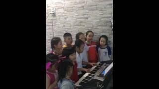 Hổng dám đâu - nhạc cụ  piano bmt