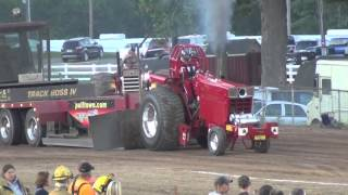 FPP, Columbiana County Fair, Limited Pro/Super Farm, Lisbon, Ohio, 7/3/13