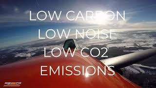 YAK TEST FLIGHT REDA03 - RED Aircraft GmbH - Aviation Piston Engine