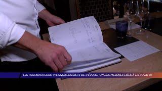 Yvelines | Les restaurateurs yvelinois inquiets de l'évolution des mesures liées à la Covid-19