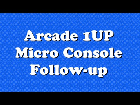 Arcade 1UP Microconsoles Follow Up from Too Many Handhelds