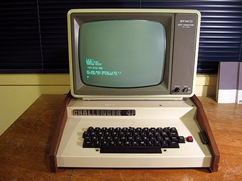 The Ohio Scientific Inc. Challenger 1P and 4P: As seen in Tezza's classic computer collection.