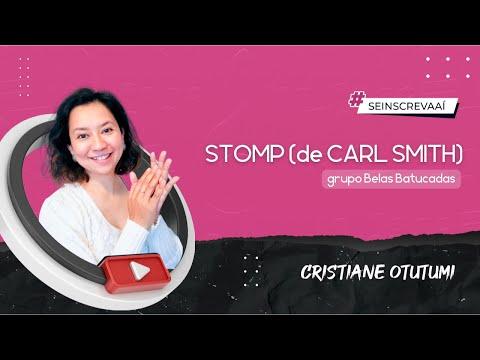 Stomp (Carl Smith) percussão corporal