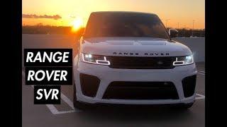 Video 2018 Range Rover SVR download MP3, 3GP, MP4, WEBM, AVI, FLV Mei 2018