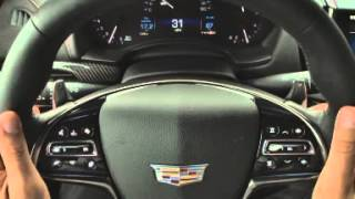 2015 Cadillac Lane Keep Assist