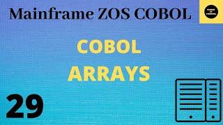 Mainframe - Cobol Praktische Arrays 1d