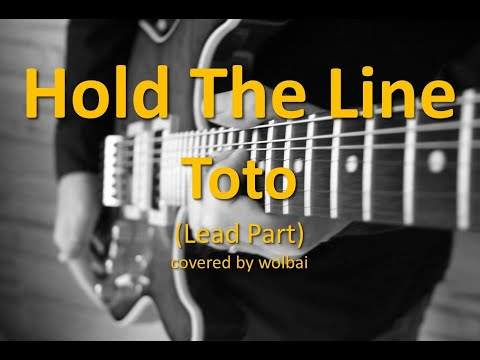 Hold The Line - Toto (Lead Part)