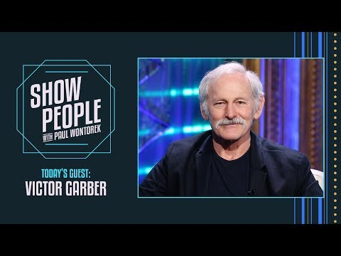 Show People with Paul Wontorek: Victor Garber of HELLO, DOLLY!