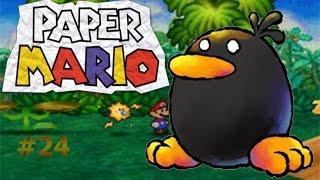 El regalo de Rafi Raven/Paper Mario capítulo24