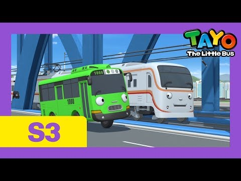 Tayo Ask Met Anything l Tayo S3 EP21 l Tayo the Little Bus