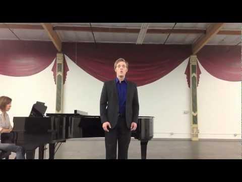 Is My Team Ploughing (Butterworth) - Dan Kempson, baritone