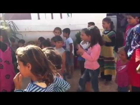 ONE NATION CAMP IN SYRIA FOR WIDOWS AND ORPHANS