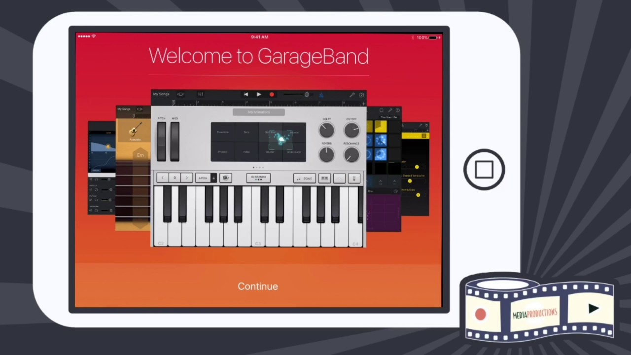 how to make podcasts with garageband