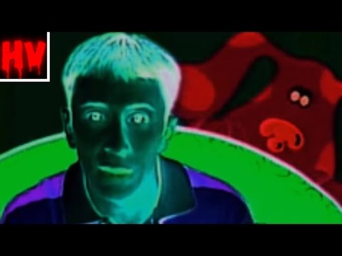 Blue's Clues - Mail Time and Figuring Out (Horror Version) 😱