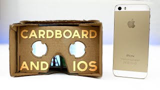 Budget Apple VR Headset?! (Google Cardboard & iPhone)(How to use Google Cardboard with iPhone and iOS Google Cardboard and iOS = Apple VR Headset! ▷Buy Google Cardboard: http://amzn.to/1pPUAoZ Today ..., 2014-08-22T13:52:13.000Z)