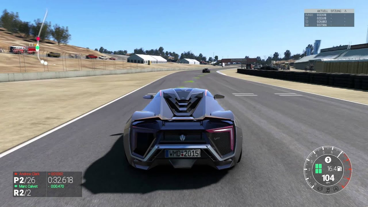project cars ps4 gameplay lykan hypersports dlc laguna. Black Bedroom Furniture Sets. Home Design Ideas