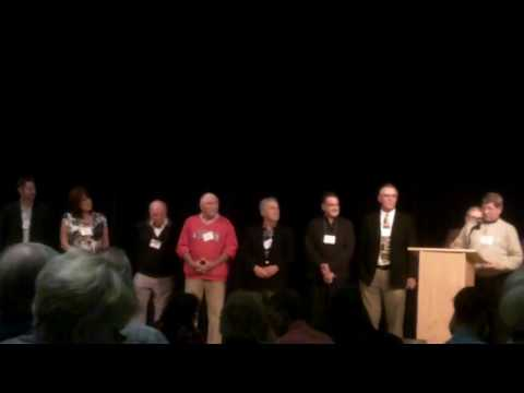 Mike Rookey Inducted Into Superior Wis. Sports Hall of Fame 10-1-16