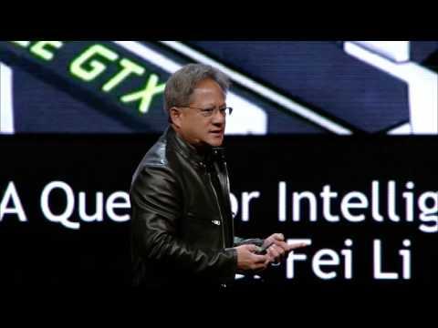 GTC 2017 Big Bang of Modern AI (NVIDIA keynote part 4)