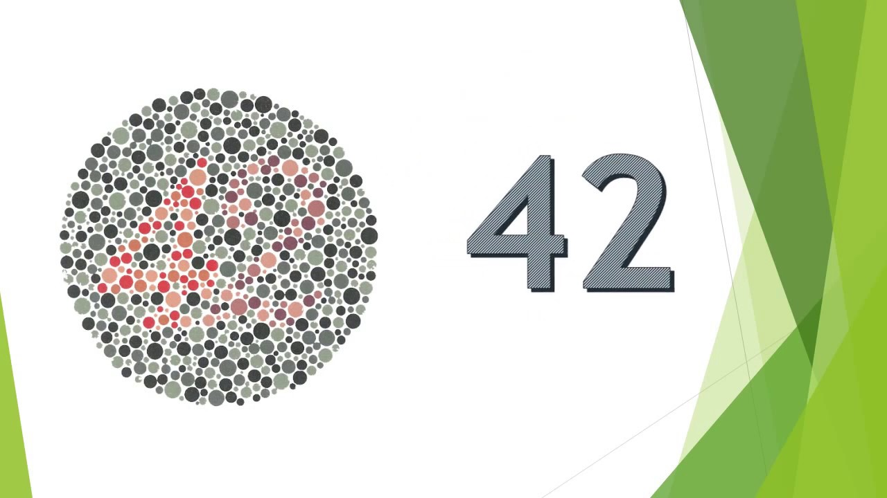 Best colour blindness test in 1 minute mandatory for driving license ishihara test