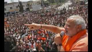 BJP Campaign Song Dedicated To Indian Idol Shri Narendra Modi Sung By Singer Amit Mutreja
