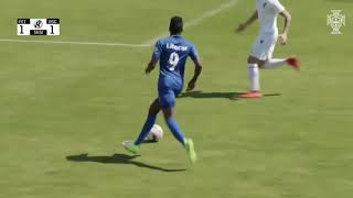 Nathaniel Adamolekun 2019 CD Feirense -vs- Vitoria SC Game Highlights