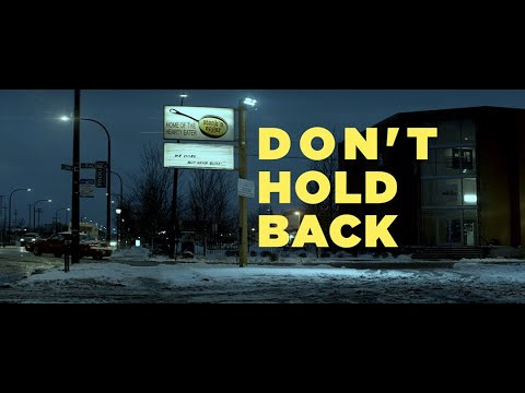 DRAMA - Don't Hold Back (Official Video)