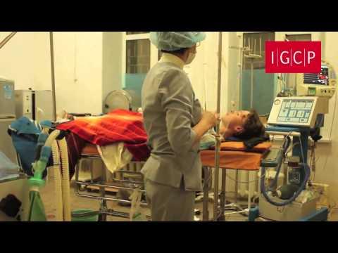 IGCP. Раненый подросток. (Донецк, 05 ноября 2014 г.)