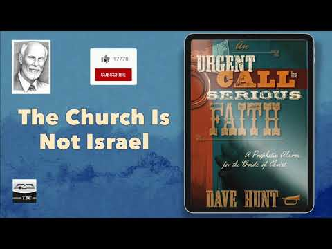The Church Is Not Israel