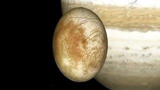 NASA обнаружило условия для жизни на Энцеладе