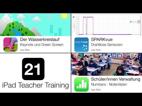 iPad Teacher Training 21