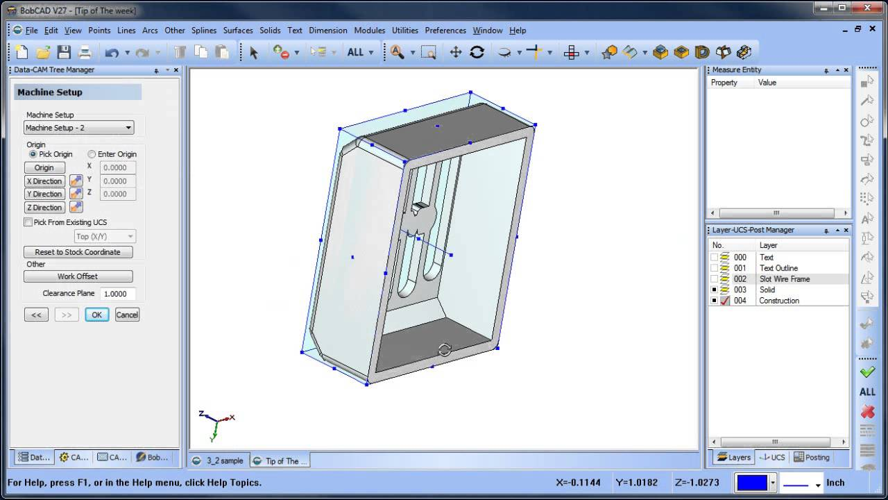 Did You Know? CAD/CAM Videos | CNC Software Videos | BobCAD