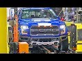 🇺🇸 2019 FORD F150 PRODUCTION – Dearborn Truck Factory