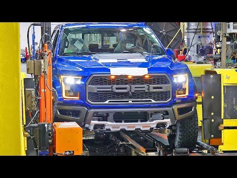 2019 FORD F150 – PRODUCTION LINE – American Car Factory