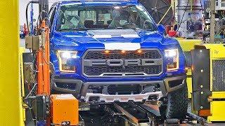 2020 FORD F150 – PRODUCTION LINE – American Car Factory cмотреть видео онлайн бесплатно в высоком качестве - HDVIDEO