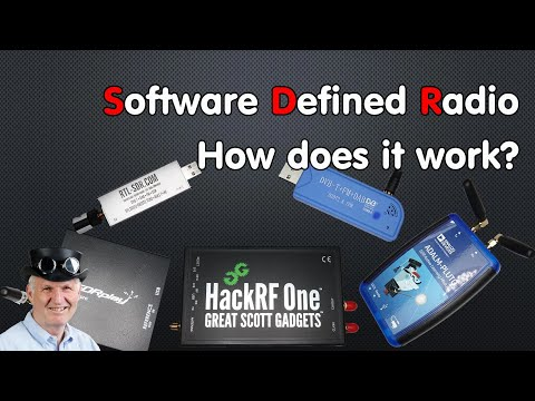 How does Software Defined Radio (SDR) work under the Hood?