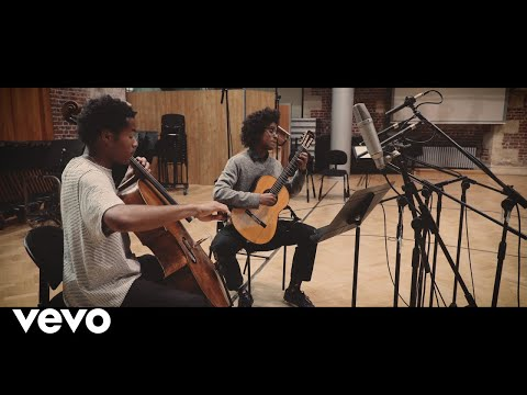 Sheku Kanneh-Mason, Plinio Fernandes - Traditional: Scarborough Fair (Arr. Parkin)