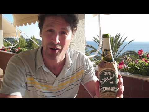 Greek Holiday: Greek White Wine Review