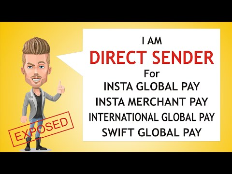 Reality of Senders for Global Pay Websites | Insta Global Pay | International Global Pay | IGP