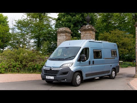 Fifer Touring L (6-metre Campervan) By East Neuk Campervans - Presented By Rona Bromley