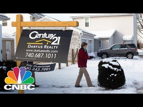 Housing Starts Down 18.7% In November   Squawk Box   CNBC