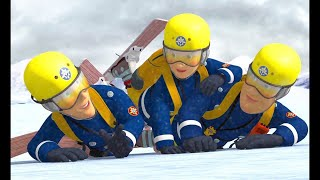 Winter Snow Fun! | Fireman Sam US ❄️SNOW DAY SPECIAL