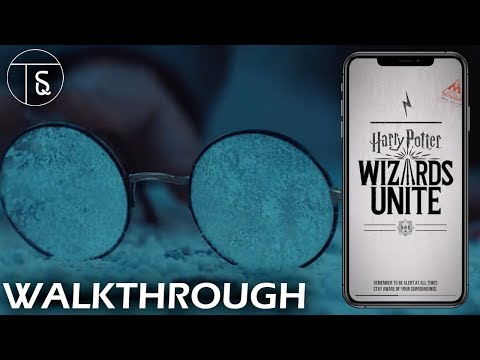 how-to-play-harry-potter:-wizards-unite