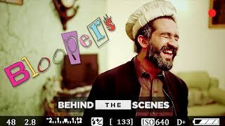 Behind The Scenes/ Bloopers Of The Young Pakhtoon Short Film By Our Vines, Rakx Production New