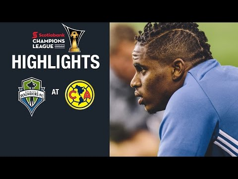 HIGHLIGHTS: Seattle Sounders FC at Club America | Scotiabank CONCACAF Champions League