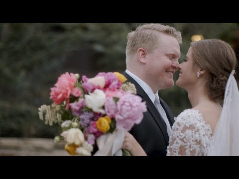 What every bride wants her groom to say when he sees her! The Springs Event Venue Wedding Video