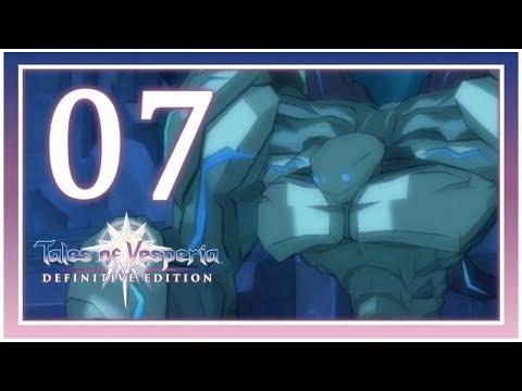 Tales of Vesperia (deutsch) 07 Der Steinhügel mit dem Steinprügel (Lets Play, Gameplay, PS4)