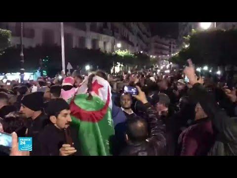 حراك الجزائر: ما احتمال تأجيل الانتخابات الرئاسية وماذا عن الموقف الدولي؟  - نشر قبل 4 ساعة